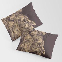 The Lion Pillow Sham