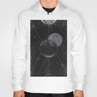 universe Hoodies featuring Universe by jrteerayut