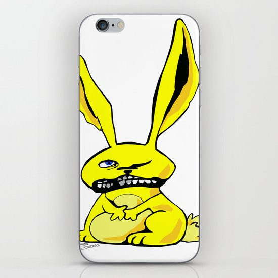 Sick Little Bunny iPhone & iPod Skin