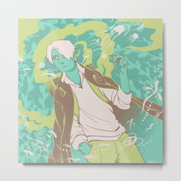 Ginko Metal Print