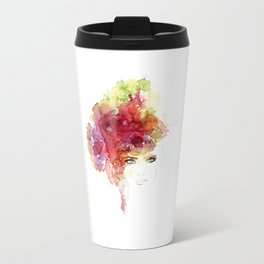 Flower B Travel Mug