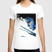 edward scissorhands T-shirts featuring Edward Scissorhands by OnaVonVerdoux
