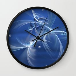 veil elves Wall Clock
