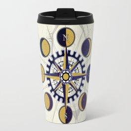 Solar Compass Travel Mug