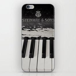 Night Music iPhone Skin