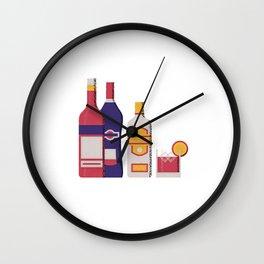 Negroni Wall Clock