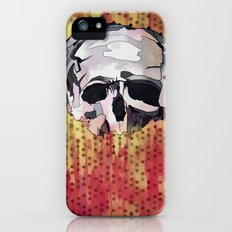 Skully. Slim Case iPhone (5, 5s)