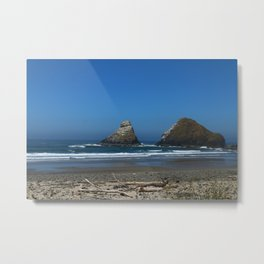 Admire Your Beauty Metal Print