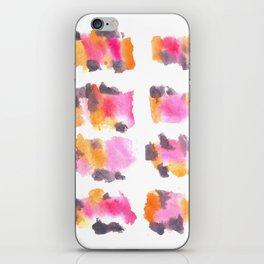 160122 Summer Sydney 2015-16 Watercolor #77 iPhone Skin