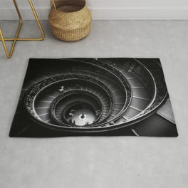 Spiral Staircase Rug