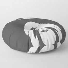 Penguinception - The Penguins Floor Pillow