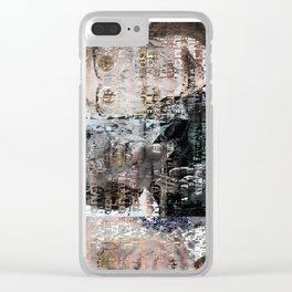 HAZMAT 02D Clear iPhone Case
