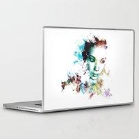 asia Laptop & iPad Skins featuring Asia by J. Ekstrom
