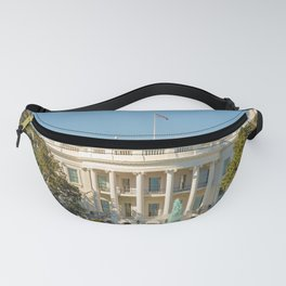 White House Washington DC Fanny Pack