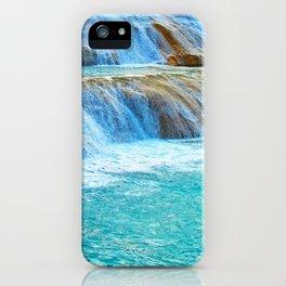 Aguazul iPhone Case