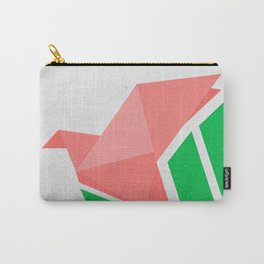 Flying origami Carry-All Pouch