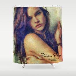 Digital Artwork 2 Shower Curtain