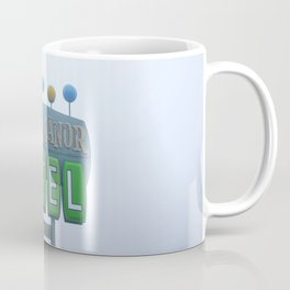 Towne Manor Motel Coffee Mug