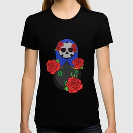 Skull matrioska T-shirt