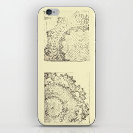 Doily 2 iPhone Skin