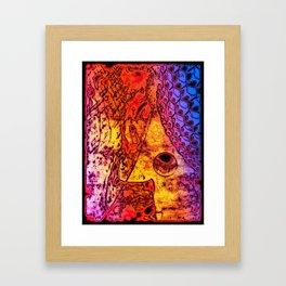 Nanunano Framed Art Print