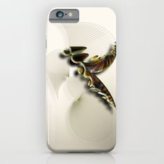 Butterfly Abstract Slim Case iPhone 6s