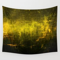 sia Wall Tapestries featuring ε Tauri by Nireth