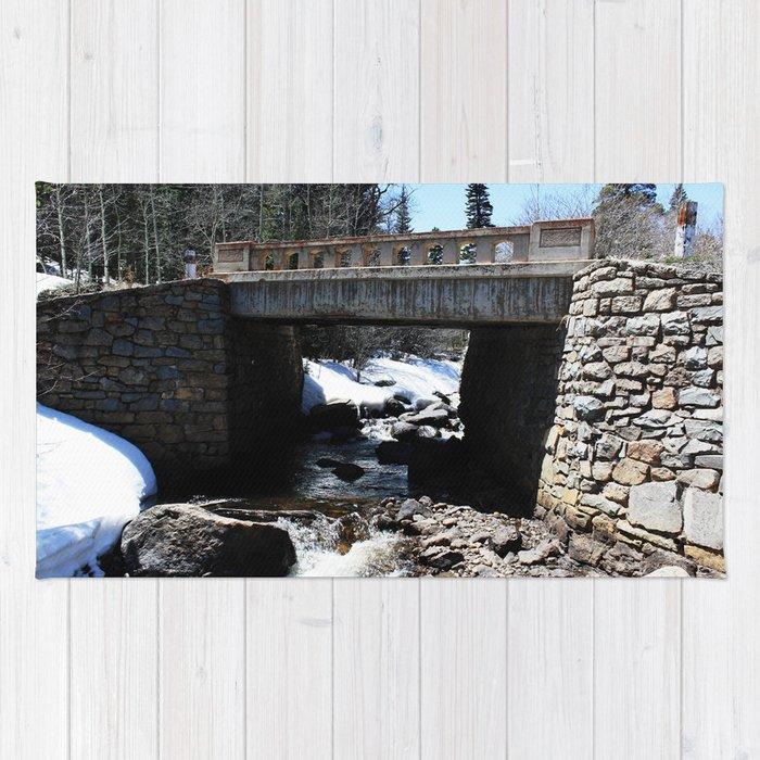 Trail Bridge Rug
