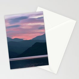Majestic Skies | Musical Crime Productions | Highland Photography | Bonnie Banks of Loch Lomond Stationery Cards