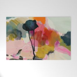 paysage abstract Welcome Mat