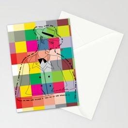 Fernando Pessoa 4 Stationery Cards