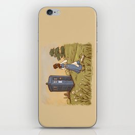 Adventure in the Great Wide Somewhere iPhone Skin