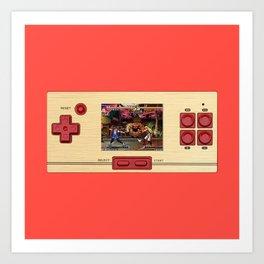games Art Print