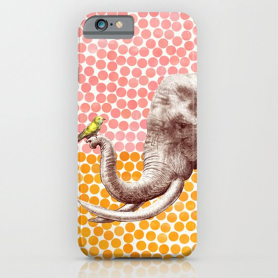 New Friends 2 by Eric Fan and Garima Dhawan iPhone & iPod Case