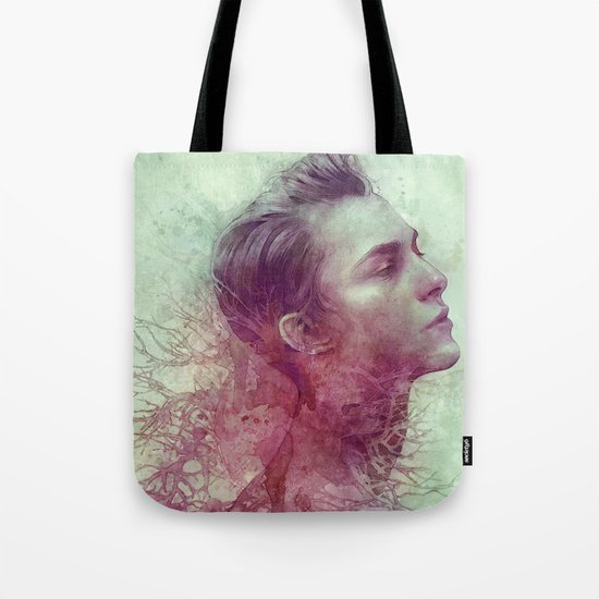 Vein Tote Bag