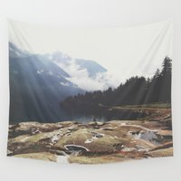 italy Wall Tapestries featuring Italy by Laure.B
