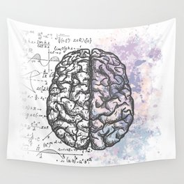 Pastel thoughts... Wall Tapestry