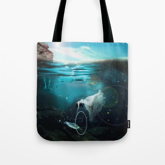 DREAMY PLAYGROUND Tote Bag