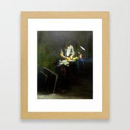 The Studio Framed Art Print