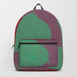 vase and sphere - C Backpack