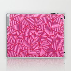 Ab Linear Hot Pink Laptop & iPad Skin