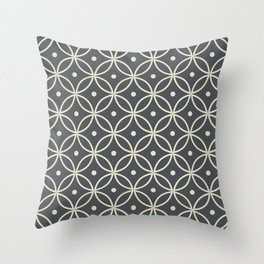 Quantum Lab Throw Pillow