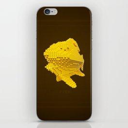 fish. iPhone Skin