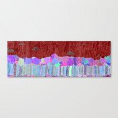 BigFoot Forest (Colour) Canvas Print