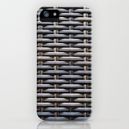 Basketwork iPhone Case