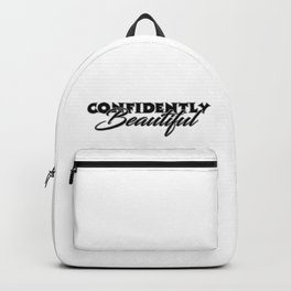 Confidently Beautiful Backpack