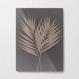 Palm Leaves #7 #foliage #decor #art #society6 Metal Print