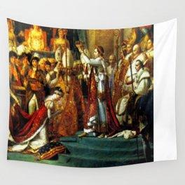 Le Sacre De Napoleon  Wall Tapestry
