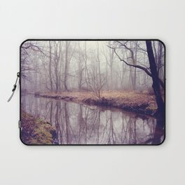 when time stood still Laptop Sleeve