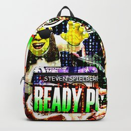 Official Ready Player One Poster Backpack